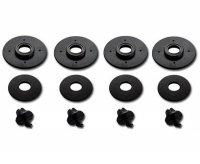 Okrągłe stopery / spinki Rezaw-Plast 4szt