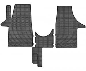 Dywaniki gumowe czarne VW T5 2003-2015 | T6 od 2015
