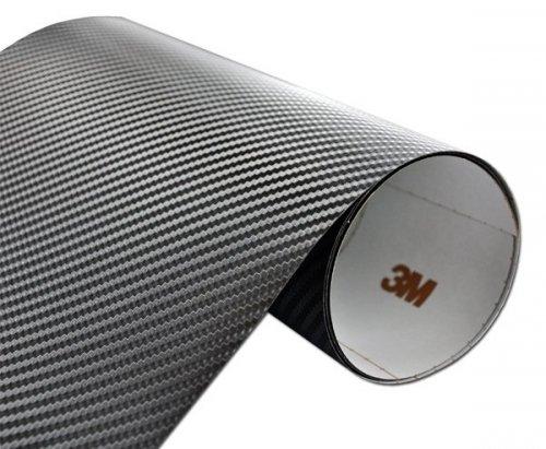 Folia Carbon Czarny Połysk 3M CA1170 122x60cm