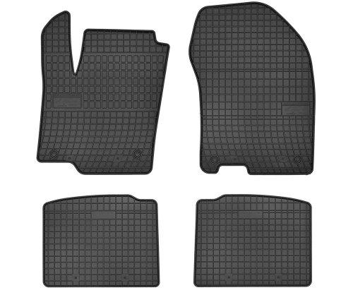 Dywaniki gumowe czarne SUZUKI SX4 | SX4 S-Cross od 2013