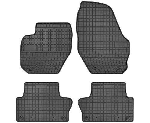 Dywaniki gumowe czarne VOLVO XC60 I 2008-2017