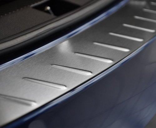 FORD S-MAX 2006-2014 Nakładka na zderzak płaska tłoczona (stal)