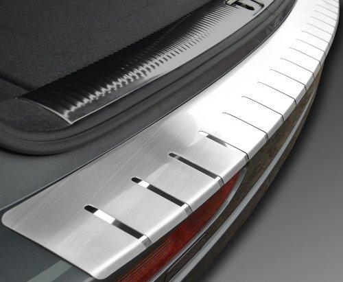VW GOLF VI 3D 5D HATCHBACK 2008-2012 / POLO V SEDAN od 2009 Nakładka na zderzak z zagięciem (stal)