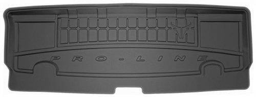 Mata bagażnika gumowa OPEL Zafira A 1999-2005 wersja 7 osobowa (rozłożony 3 rząd siedzeń)