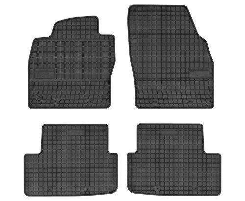 Dywaniki gumowe czarne SEAT IBIZA od 2017 / VW Polo VI od 2017