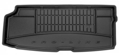Mata bagażnika gumowa VOLVO XC90 II od 2015 wersja 7 osobowa (rozłożony 3 rząd siedzeń)