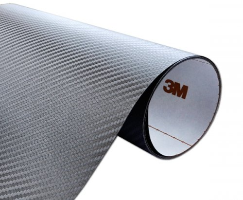 Folia Carbon Grafit 3M CA420 30x50cm