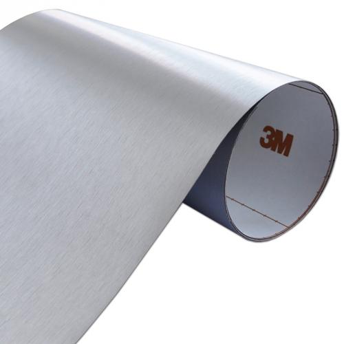Folia Szczotkowane Aluminium 3M ME904 122x500cm
