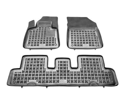Dywaniki korytka gumowe Citroen C4 Picasso od 2013 / C4 SpaceTourer od 2018