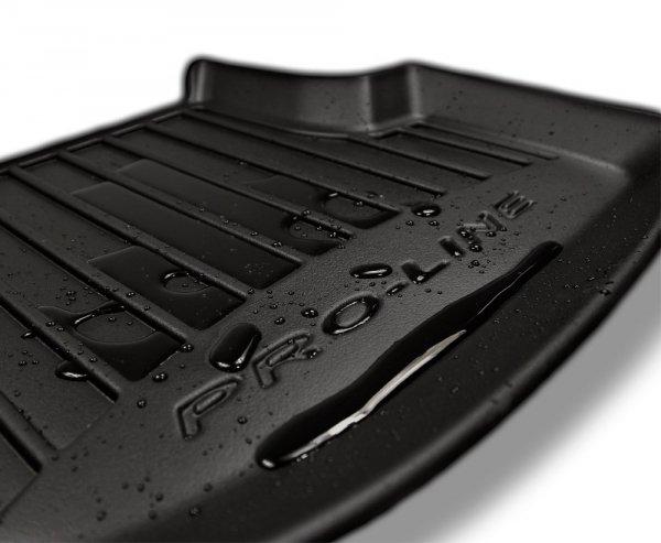 Dywaniki gumowe 3D do AUDI Q2 od 2016
