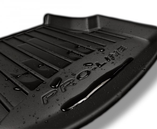 Dywaniki gumowe 3D do Audi A4 B8 2008-2015