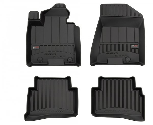 Dywaniki gumowe 3D VOLKSWAGEN Beetle Hatchback 2011-2019