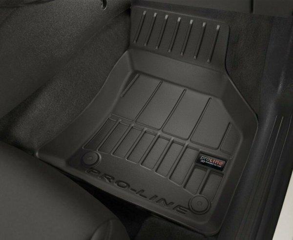 Dywaniki gumowe 3D do BMW X1 F48 II od 2015
