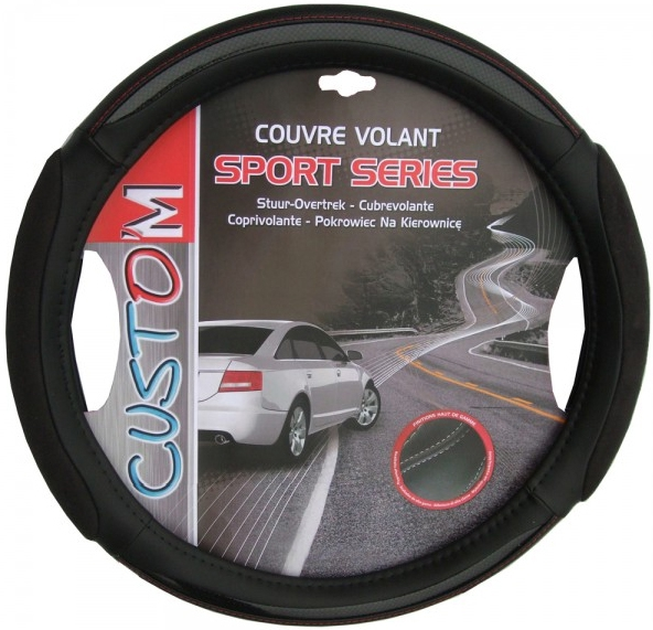 Nakładka skórzana na kierownicę Volant Platinium