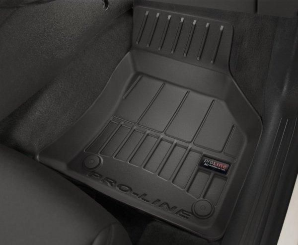 Dywaniki gumowe 3D do MERCEDES S W220 1998-2005