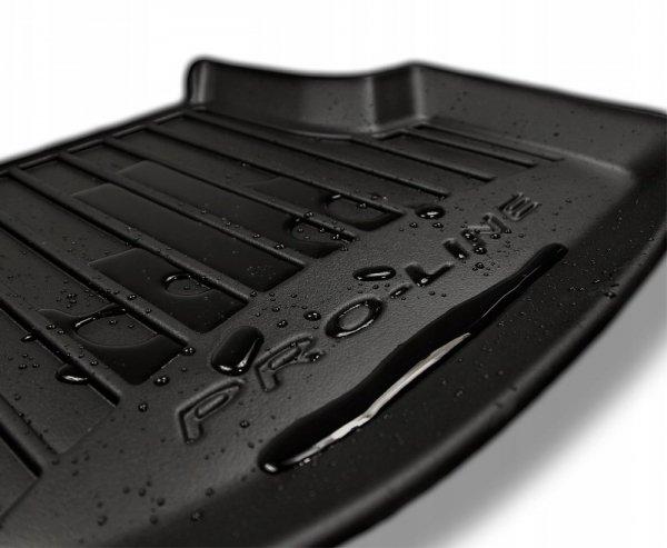 Dywaniki gumowe 3D do MERCEDES C W205 od 2015