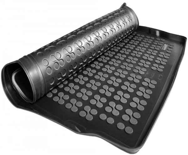 Mata Bagażnika Gumowa Skoda Citigo od 2012 wersja 2 osobowa