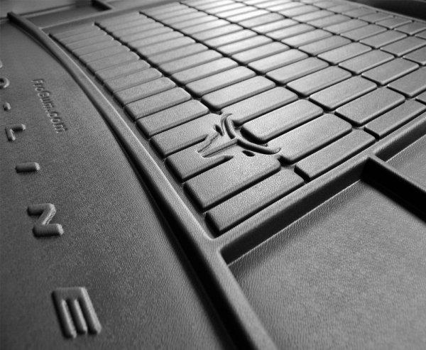 Mata bagażnika gumowa CHEVROLET Orlando MINIVAN 2010-2018 wersja 7 osobowa ( ostatni rząd siedzeń złożony )