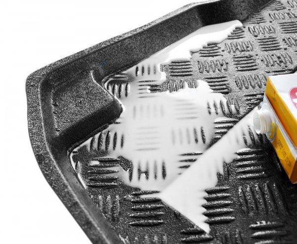 Mata do bagażnika Standard Skoda Yeti od 2009 wersja z zestawem naprawczym