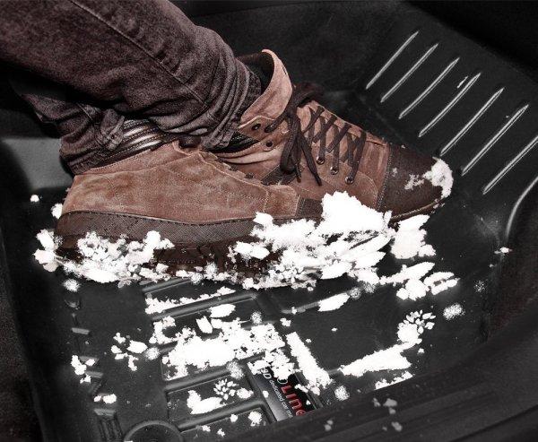 Dywaniki gumowe 3D do SEAT Ibiza V od 2017