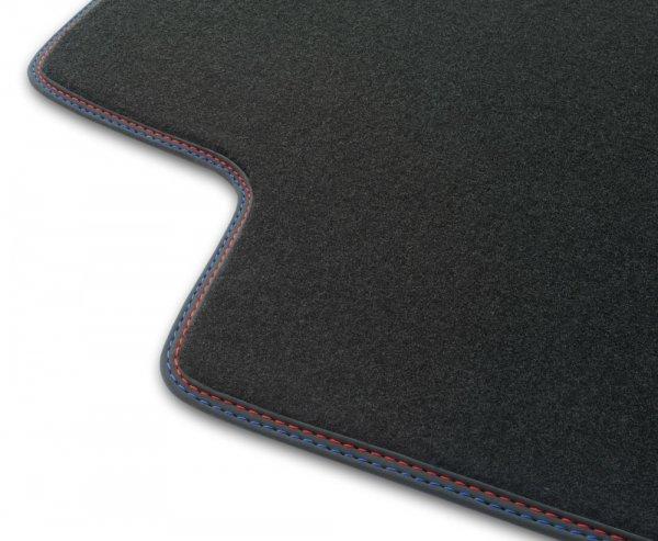 F3H02000 Dywaniki welurowe Premium PEUGEOT 207 2006-2012