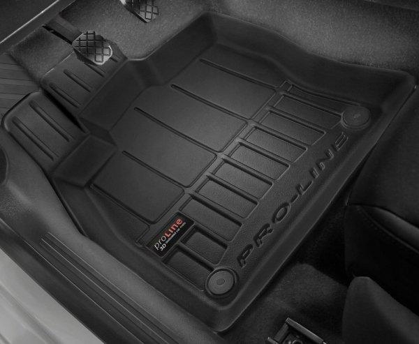 Dywaniki gumowe 3D do VW Golf Sportsvan od 2014
