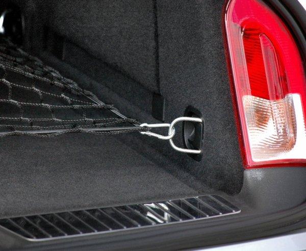 Siatka bagażnika Audi A6 C5 Sedan 1997-2004