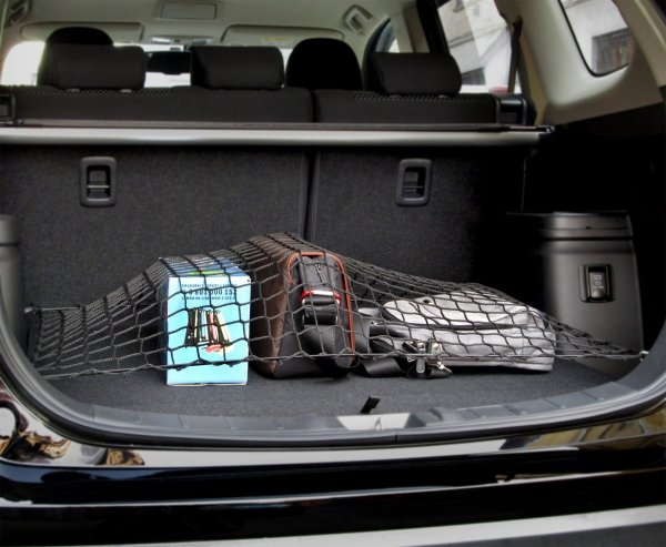 Siatka bagażnika Skoda Octavia II Liftback 2004-2013 duża