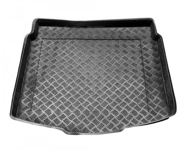 * Mata do bagażnika Standard Toyota Auris Kombi od 2013 w wersji Premium z pakietem komfort - dolna podłoga bagażnika