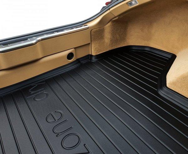 Mata bagażnika KIA Carens III 2013-2018 wersja 7 osobowa (złożony 3 rząd siedzeń)