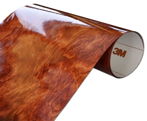 Folia Drewnopodobna 3M WG364GN 60x200cm