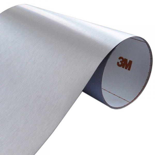 Folia Szczotkowane Aluminium 3M ME904 122x300cm
