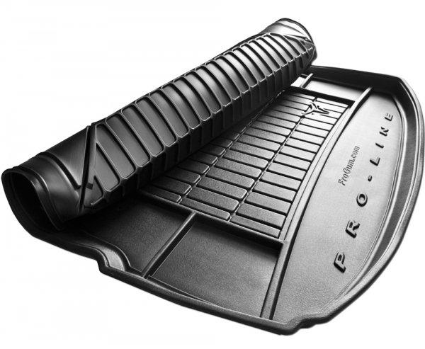 Mata bagażnika gumowa NISSAN Qashqai II od 2013 wersja 5 osobowa, dolna podłoga bagażnika