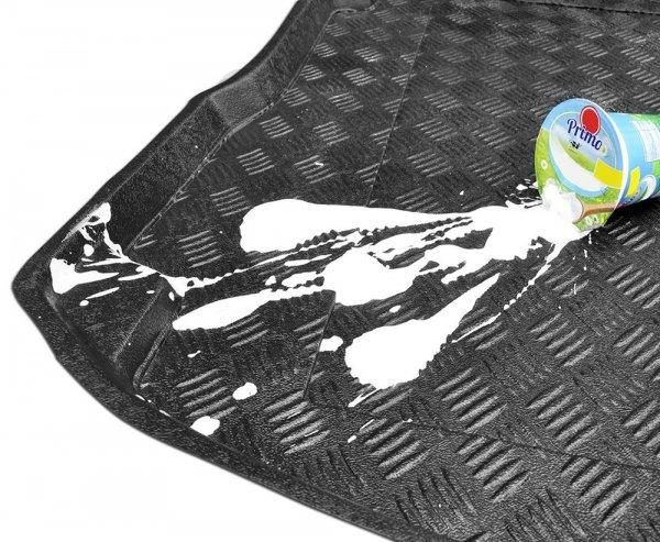 Mata bagażnika Standard Citroen C4 Picasso od 2013 wersja z kołem dojazdowym (niepełnowymiarowe)