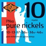 Rotosound PN10 Pure Nickles struny do elektryka 10-46