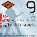 Rotosound BS9 British Steels struny do elektryka 9-42