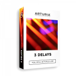 Arturia 3 Delays You'll Actually Use wtyczki VSF