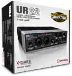 STEINBERG UR22 interfejs audio USB + Cubase