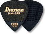 Ibanez PPA16MSG-BK Zestaw 6 kostek do gitary Sand Grip