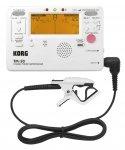 KORG TM50C PW tuner / metronom / mikrofon kontaktowy