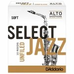 Rico Select Jazz stroik do saksofonu altowego Unfiled 2S RRS10ASX2S