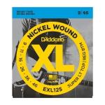 D'Addario EXL125 - XL Nickel Wound 9-46