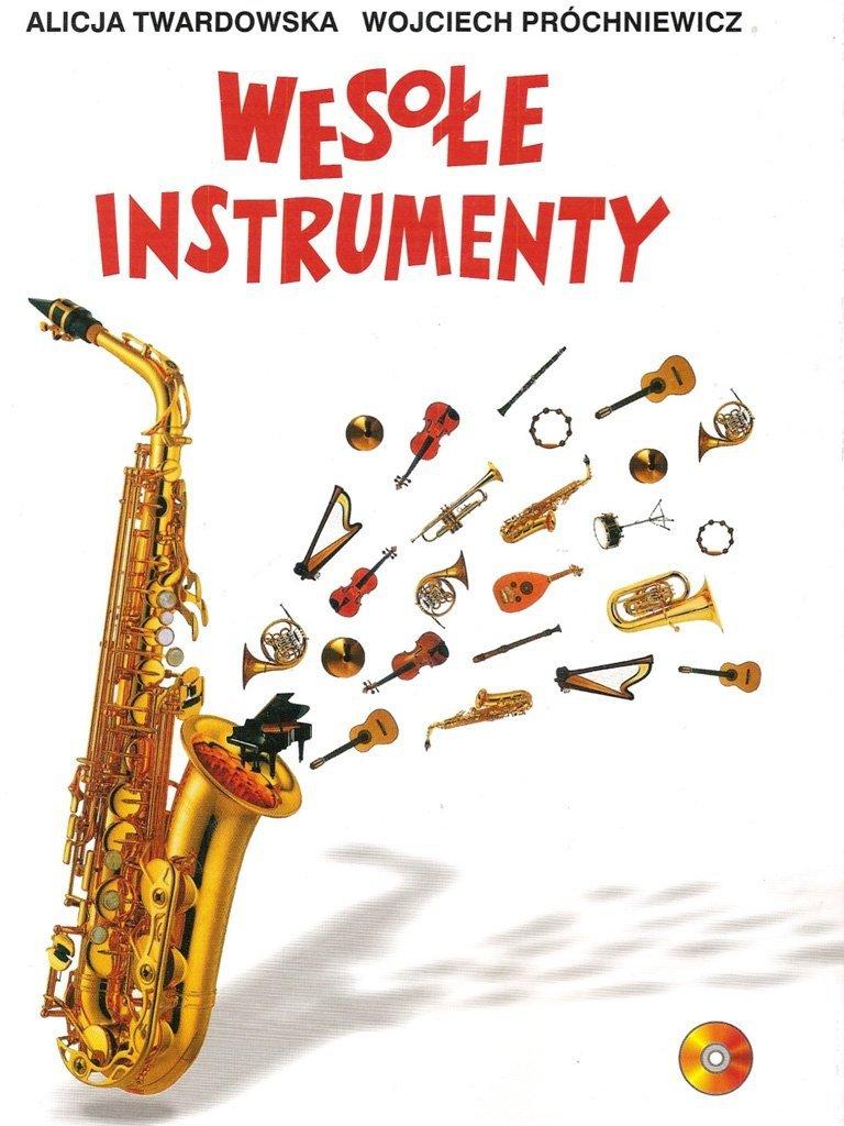 Wesołe Instrumenty Cd