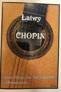 Contra Łatwy Chopin na gitarę klasyczną fingerpicking