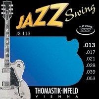 Thomastik JS113 Jazz Swing struny do gitary elektrycznej 13-53