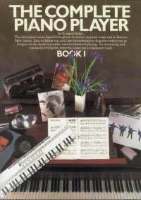 Wise The Complete Piano Player Book 1