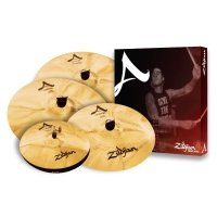 Zildjian A Custom Bonus Box Set 14,16,18,20
