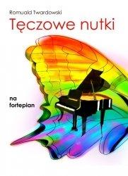 Tęczowe nutki na fortepian