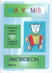 Marcus Biały Miś  akordeon cz.8