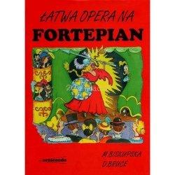 CRESCENDO Łatwa opera na fortepian